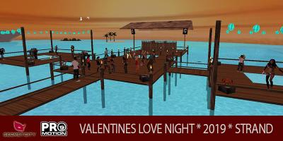 Valentines Love Night 2019