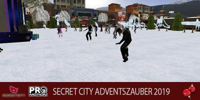 Secret City Adventszauber 2019