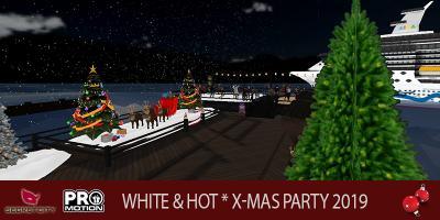White & Hot * X-Mas Party 2019