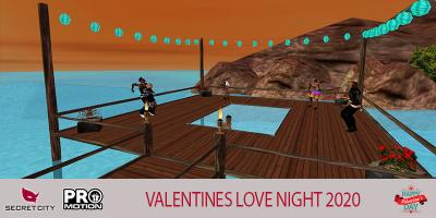 Valentines Love Night * 2020