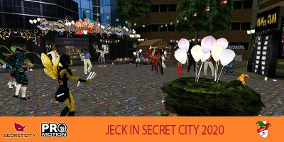 Jeck in Secret City * 2020