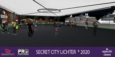Secret City Lichter