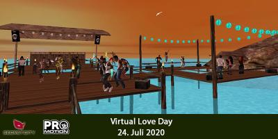 Virtual Love Day * 2020