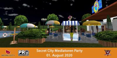 SC Mediatoren Party * 2020