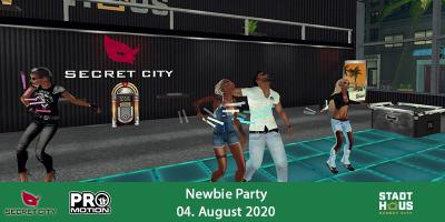 Newbie Party * August 2020
