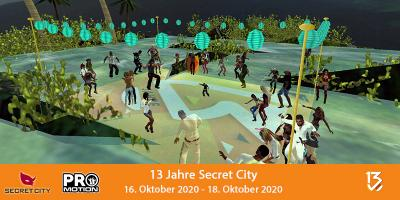 13 Jahre Secret City